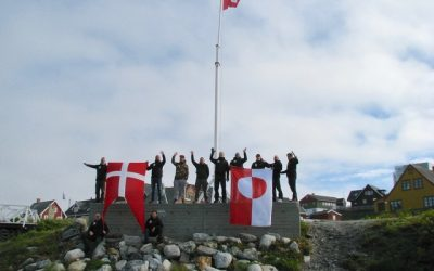 The Danish Baton Travels to Greenland – 'Twice'