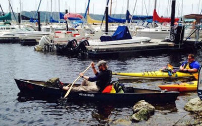 USMC Veteran Joshua Ploetz Paddles the Mississippi 2014…