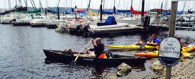 USMC Veteran Joshua Ploetz Paddles the Mississippi 2014…